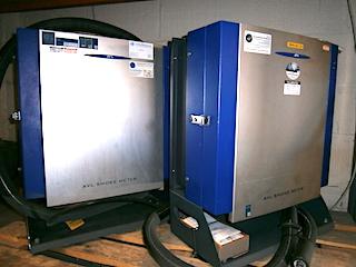 Avl 415s smoke meter