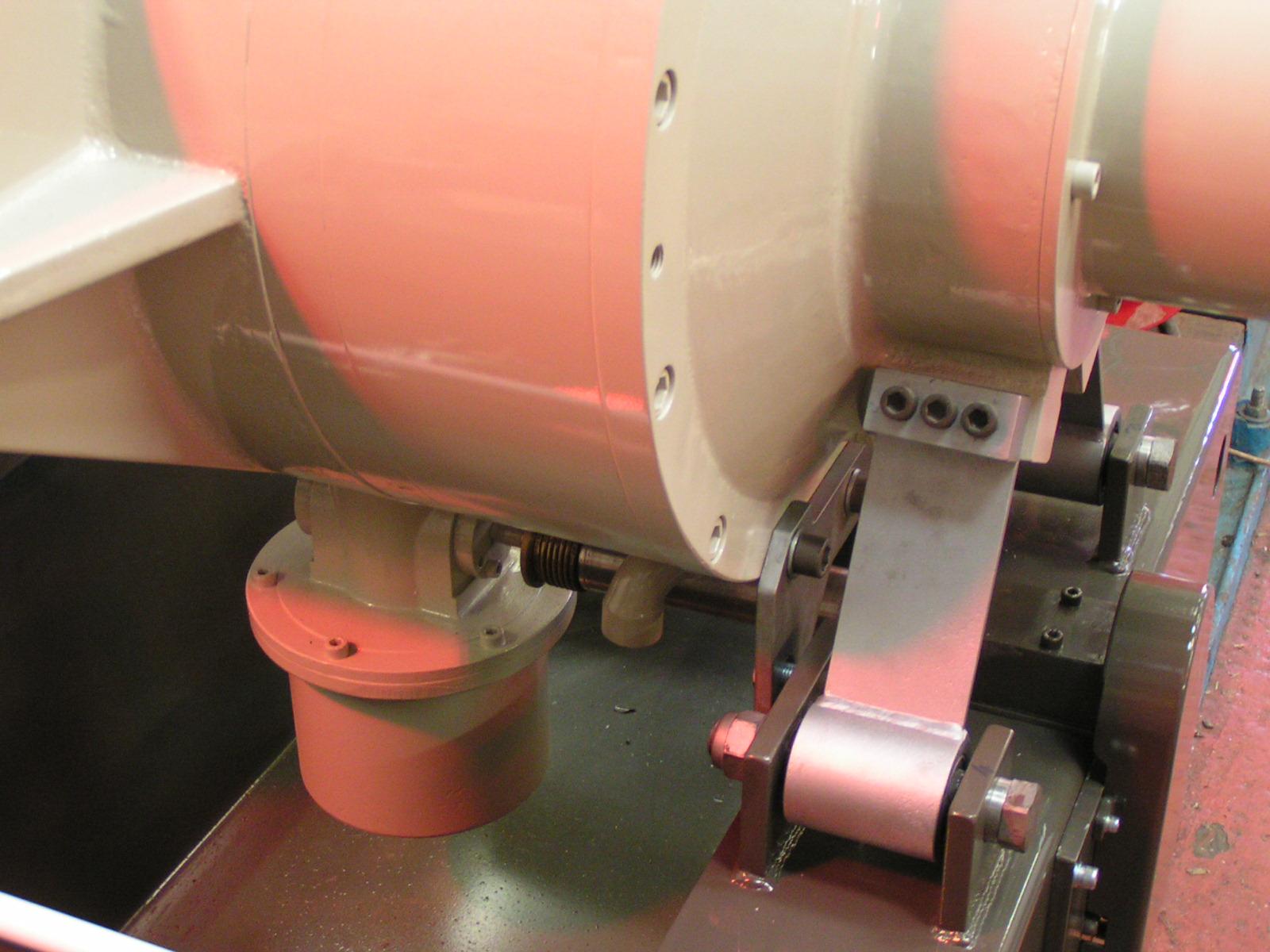 Water Brake Dynamometer Torque Meter : Dynamometer world horiba schenck dt